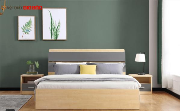 Giường ngủ hiện đạiGiường ngủ hiện đại