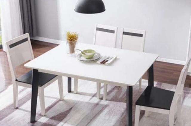 Bộ bàn ăn hiện đại cho gia đình Việt GB-4770