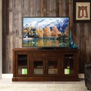 Mẫu tủ kệ tivi bằng gỗ tự nhiên GB-334