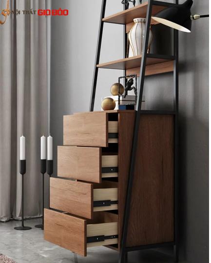Giá đựng sách gia đình gỗ công nghiệp đẹp hiện đại GB-2178