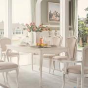 Bộ bàn ăn gia đình chất lượng cao GB-4772