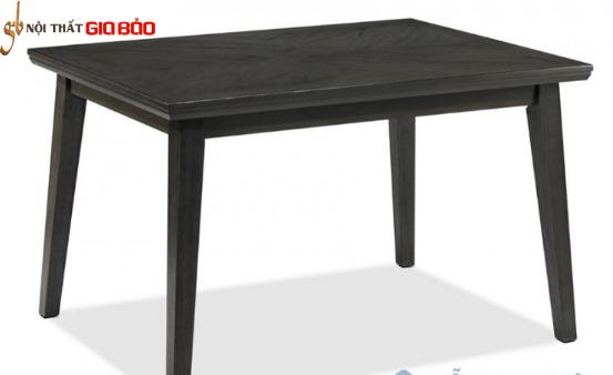 Bộ bàn ăn gỗ kiểu dáng thanh lịch GB-4136
