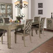 Bộ bàn ăn gia đình phong cách vintage GB-4135