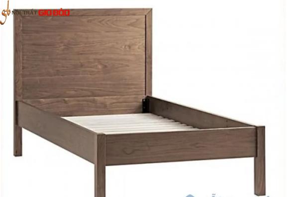 Giường ngủ hiện đại kiểu dáng nhỏ GB-947