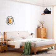 Giường ngủ gia đình bằng gỗ chất lượng cao GB-9065