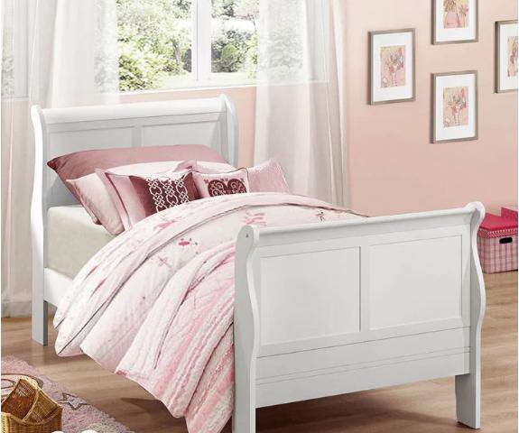 Giường ngủ đơn thiết kế hiện đại GB-945
