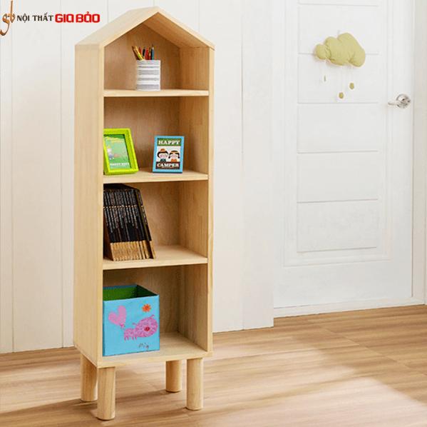 Giá sách gỗ nhỏ dành cho bé GB-2157