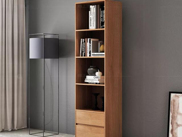 Giá sách gỗ công nghiệp thiết kế tiện dụng GB-2168