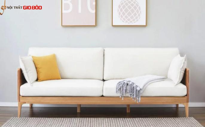 Ghế sofa phòng khách phong cách thanh lịch GB-8293
