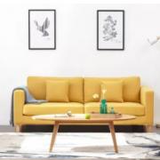 Ghế sofa bọc nỉ phong cách hiện đại GB-8292