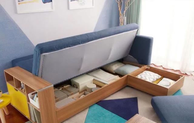 Ghế sofa hiện đại có thiết kế tiện dụng GB-8289
