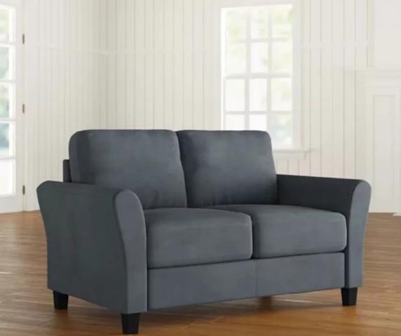 Ghế sofa gia đình thiết kế đơn giản GB-807