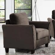 Ghế sofa đơn kiểu dáng nhỏ gọn GB-806