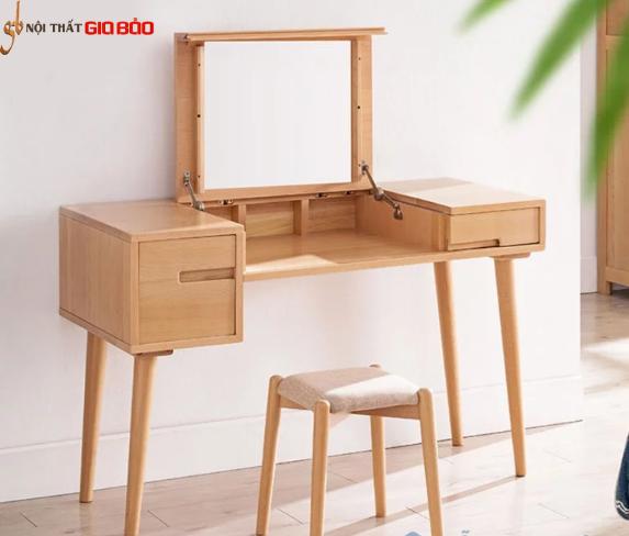 Bàn trang điểm gỗ thiết kế tiện dụng GB-4806