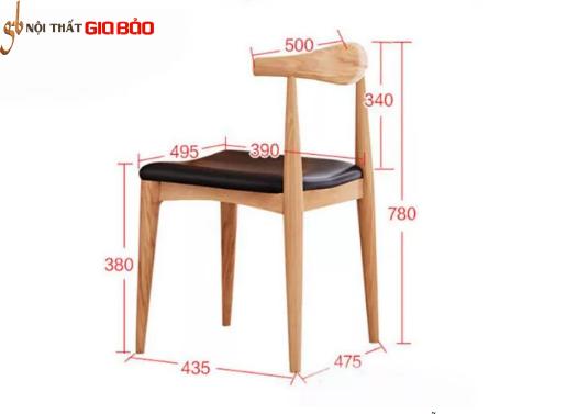 Bàn trang điểm gỗ sồi thiết kế đẹp GB-4591