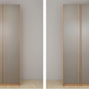 Tủ đựng quần áo gỗ công nghiệp đẹp hiện đại GB-5692