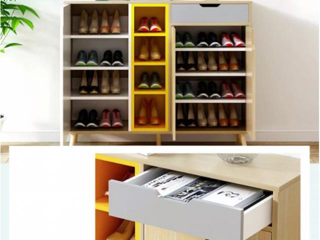 Tủ giày dép gia đình mang phong cách hiện đại GB-5536