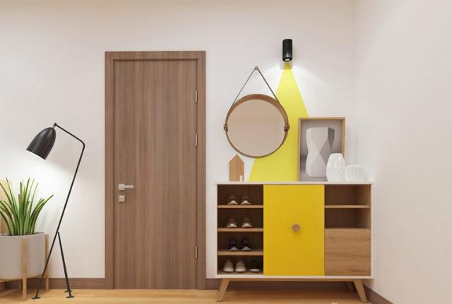 Tủ để giày dép gia đình hiện đại gỗ công nghiệp GB-5548