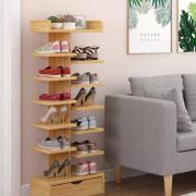 Kệ để giày dép nhỏ gọn gỗ công nghiệp GB-5537