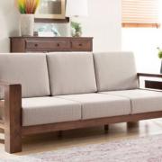 Mẫu ghế sofa văng thiết kế tiện dụng GB-814
