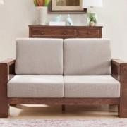 Mẫu ghế sofa văng bằng gỗ tự nhiên GB-813
