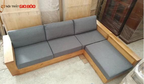 Bộ bàn ghế sofa nhỏ gọn cho gia đình GB-811