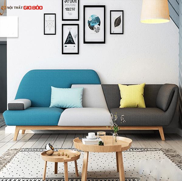 Ghế sofa phòng khách thiết kế đẹp GB-8284