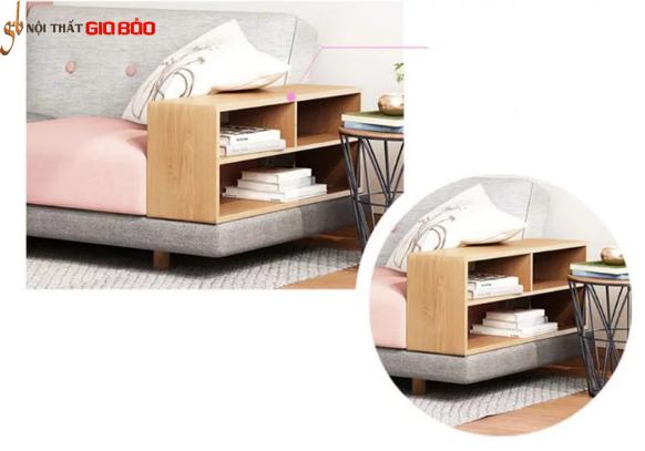 Mẫu ghế sofa gia đình mang phong cách hiện đại GB-8282