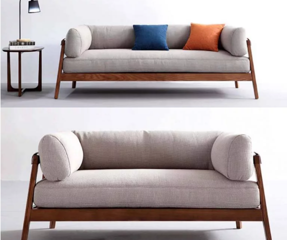 Mẫu ghế sofa phòng khách phong cách hiện đại GB-8279
