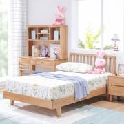 Giường ngủ gỗ tự nhiên thiết kế đẹp GB-9045