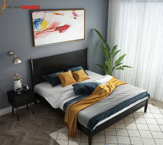 Giường ngủ hiện đại chất lượng cho gia đình GB-9055