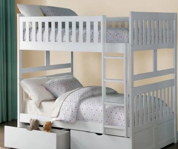 Giường ngủ tầng thiết kế nhỏ gọn GB-941