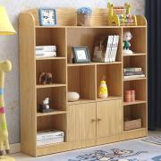 Giá để sách gỗ công nghiệp cho gia đình GB-2145
