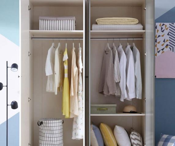 Tủ quần áo gia đình hiện đại tiện dụng GB-5570