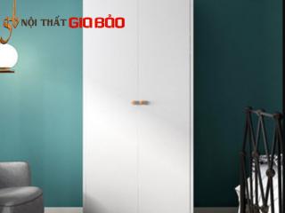 Tủ để quần áo kiểu dáng nhỏ gọn gỗ công nghiệp GB-5569
