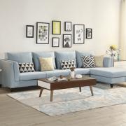 Mẫu ghế sofa thanh lịch cho gia đình GB-8272