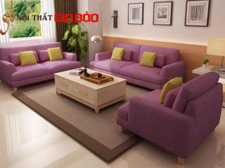 Bộ ghế sofa phòng khách gia đình GB-8274