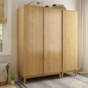 Tủ để quần áo gia đình bằng gỗ thiết kế đẹp GB-5573