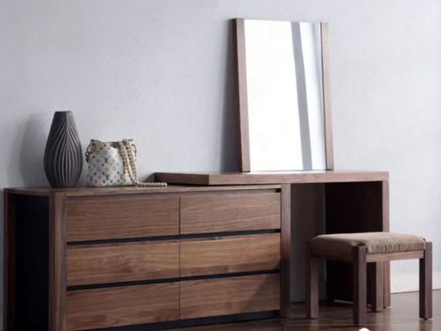 Bàn trang điểm gỗ hiện đại thiết kế đẹp GB-4588