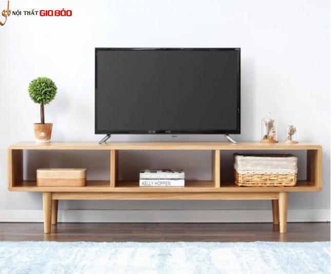 Kệ tivi phòng khách gia đình thiết kế hiện đại GB-3303