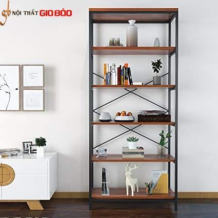 Kệ Trang Trí Phòng Khách GB-006