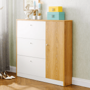 Tủ để giày gia đình nhỏ gọn bằng gỗ công nghiệp GB-5492