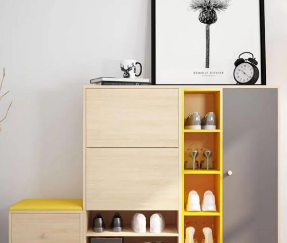Tủ giày dép mang phong cách hiện đại GB-5532