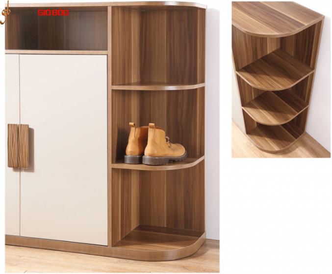 Tủ đựng giày dép đẹp phong cách thanh lịch GB-5496